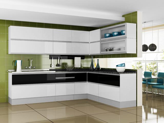 Cozinha Linea Angulo