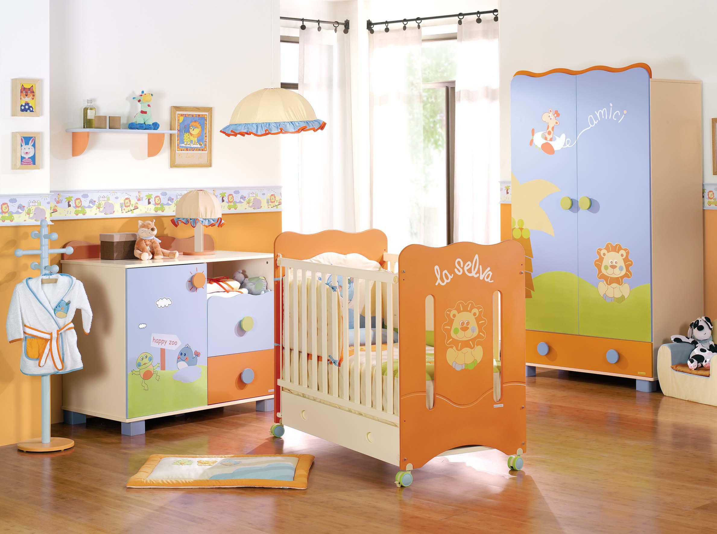 Decora o quarto de bebe - Apliques habitacion ...
