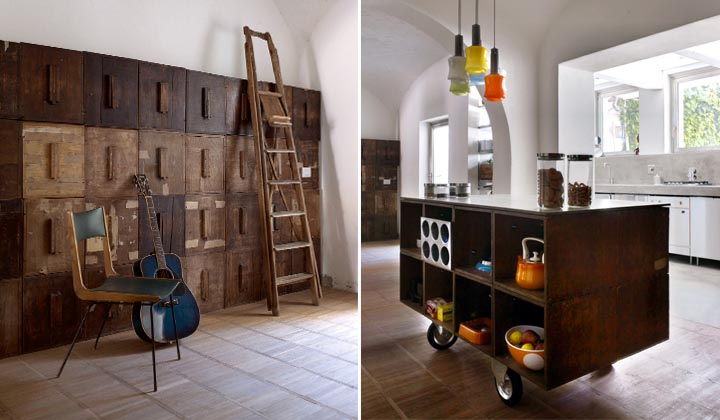 decoracao de interiores sao joao da madeira : decoracao de interiores sao joao da madeira:de caixotes de madeira para obter objetos de decoração para