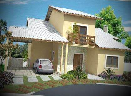 12 fachadas de casas pequenas Estilos de fachadas para casas pequenas