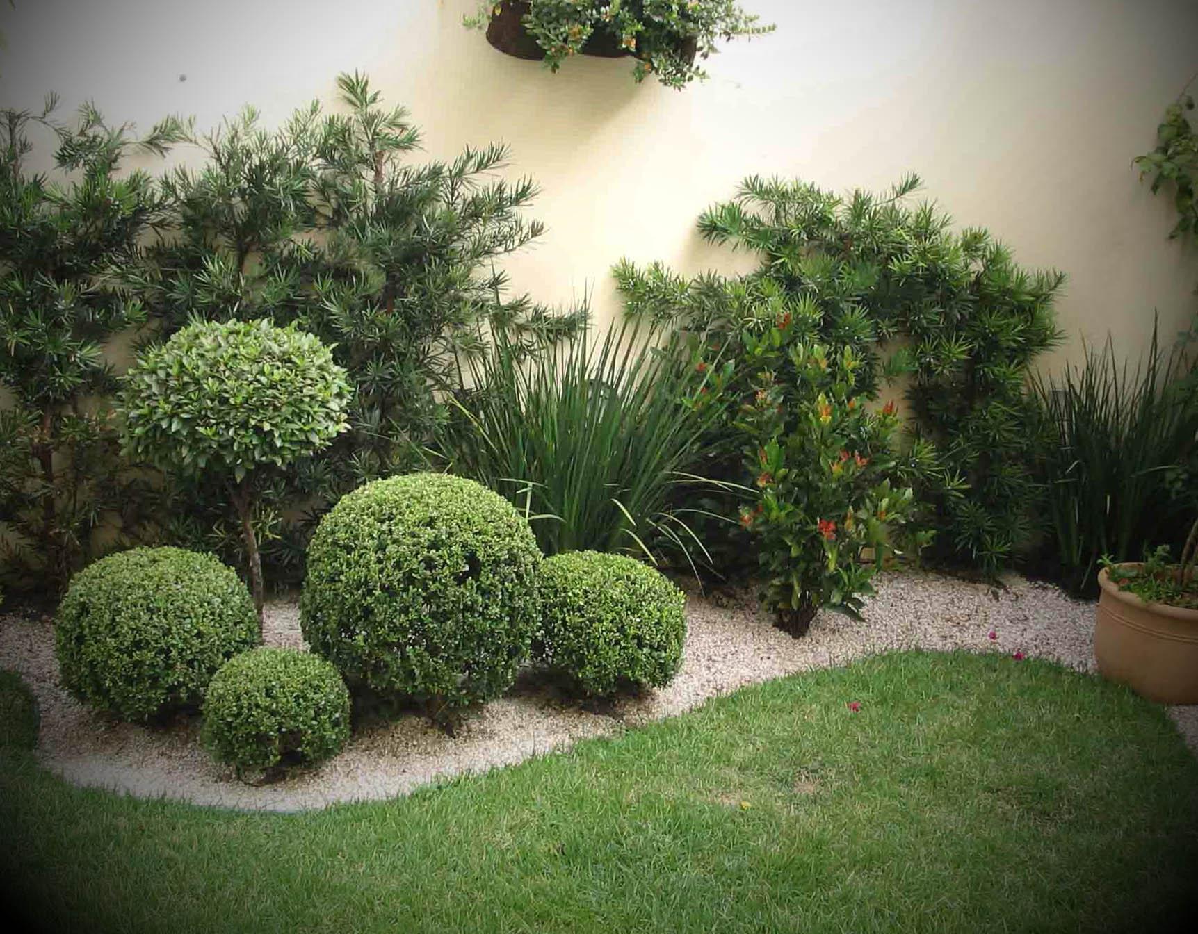Imagens de jardins decorados for Como criar caracoles de jardin