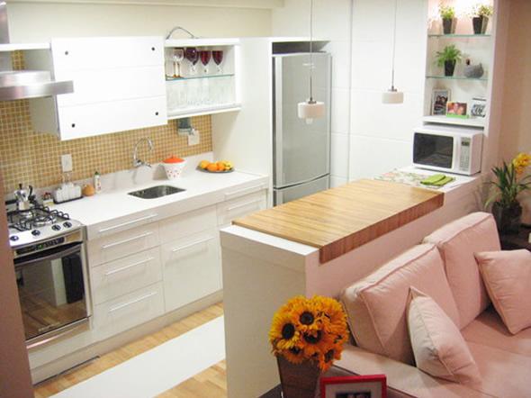 Moveis planejados para cozinhas pequenas