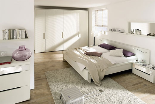 Quartos de casal modernos for Deco chambre adulte contemporaine