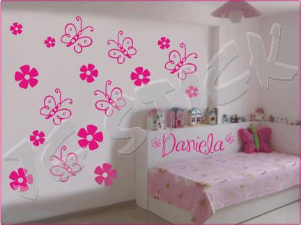 adesivo decoracao parede quarto bebe infantil