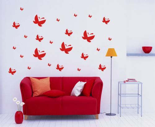 adesivo decorativo parede