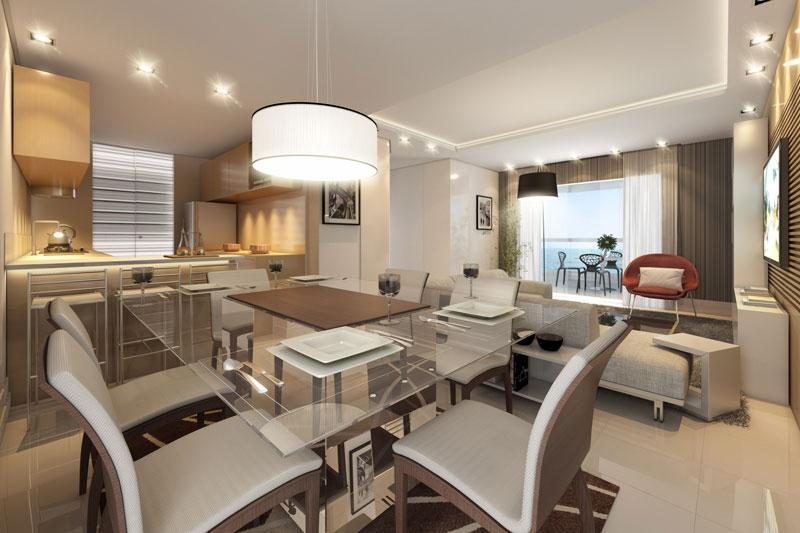 fotos decoracao de interiores de apartamentos : fotos decoracao de interiores de apartamentos:Apartamentos: Ideias de decoração 2014 – Bella Kaza