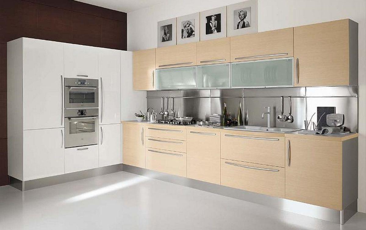 armarios de cozinha simples