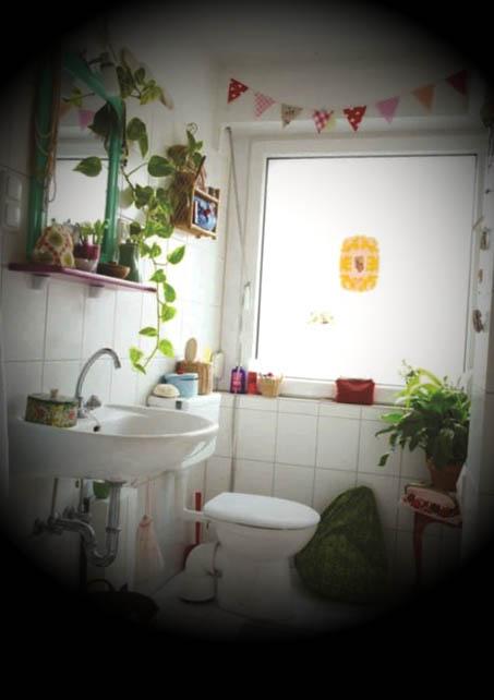 Fotos de banheiro decorado com plantas -> Dicas Banheiro Decorado