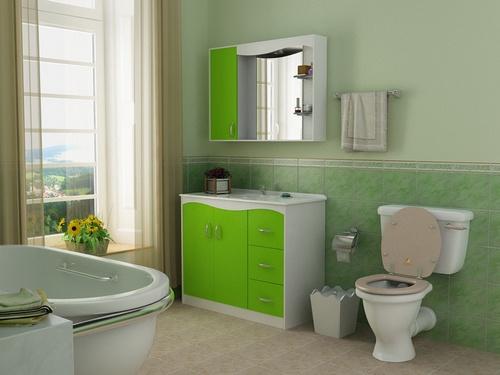 banheiros decorados normal