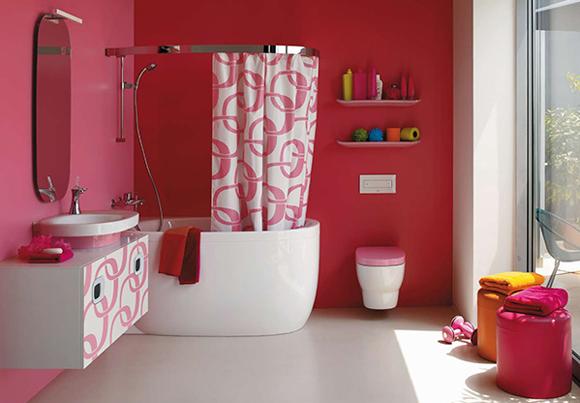 decoracao banheiro clean:Decoração de banheiros femininos – Fotos, dicas e tendências