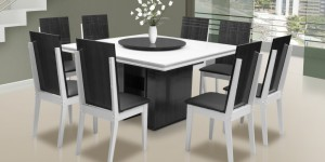 Mesa de Jantar – ideias e modelos de mesas de jantar
