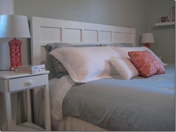 cabeceiar cama simples