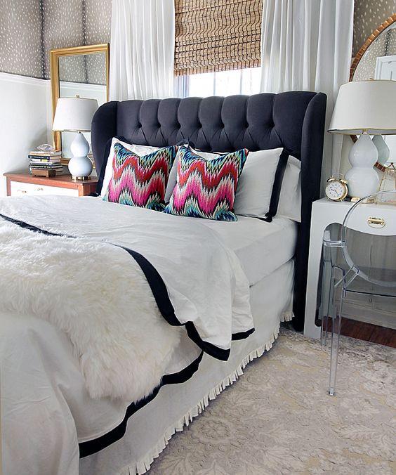 cabeceira de cama original