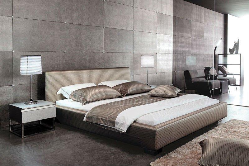 10 modelos de camas e cabeceiras modernas for Modelos de cama