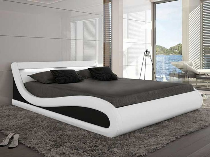 10 modelos de camas e cabeceiras modernas. Black Bedroom Furniture Sets. Home Design Ideas