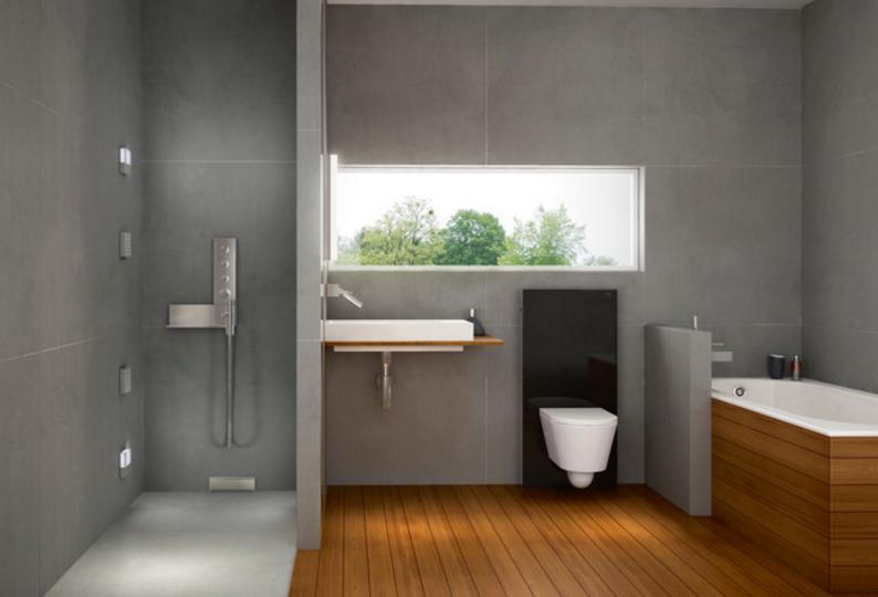 casa de banho moderno 1