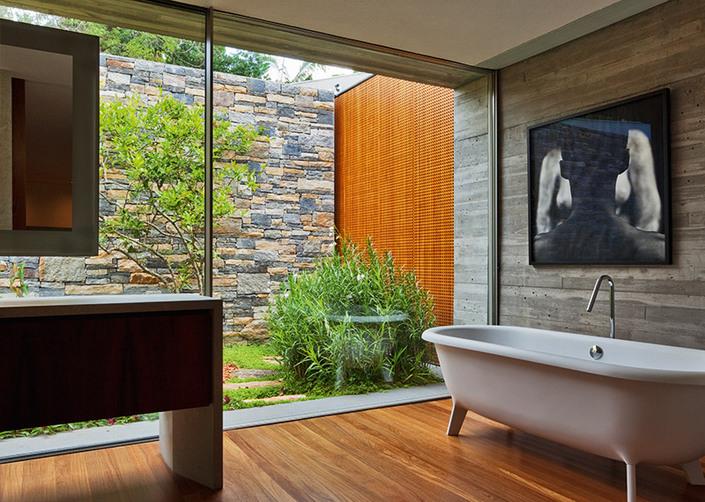casa de banho moderno 10