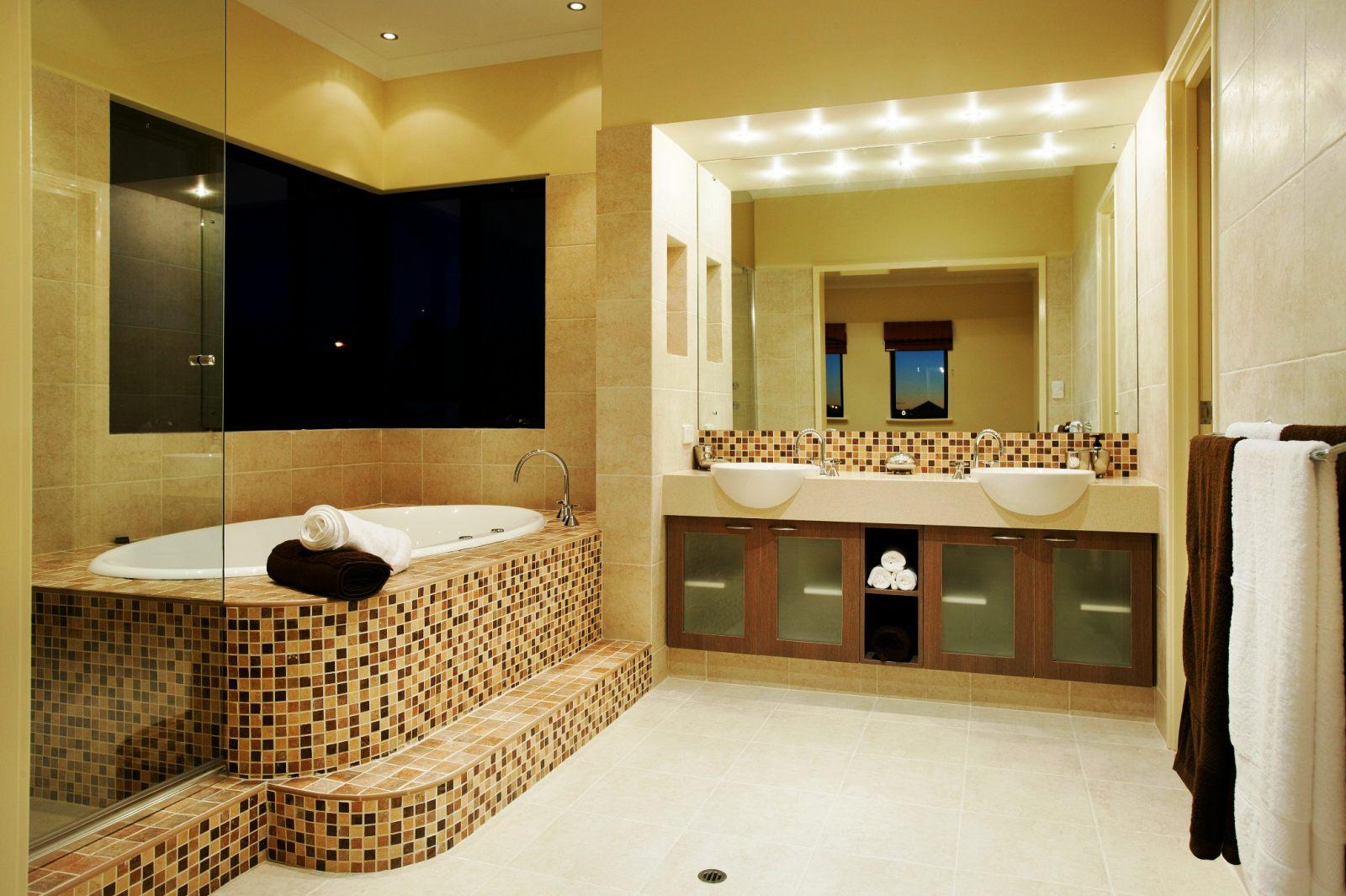 casa de banho moderno 11