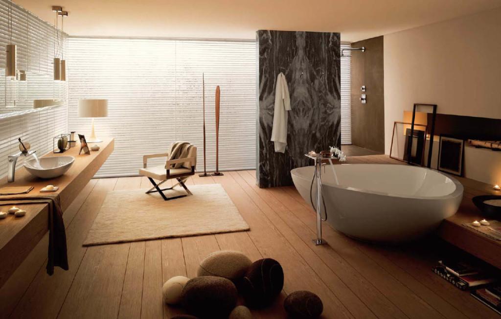 casa de banho moderno 14