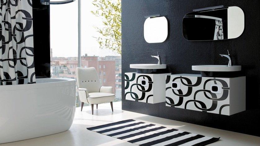 casa de banho moderno 15