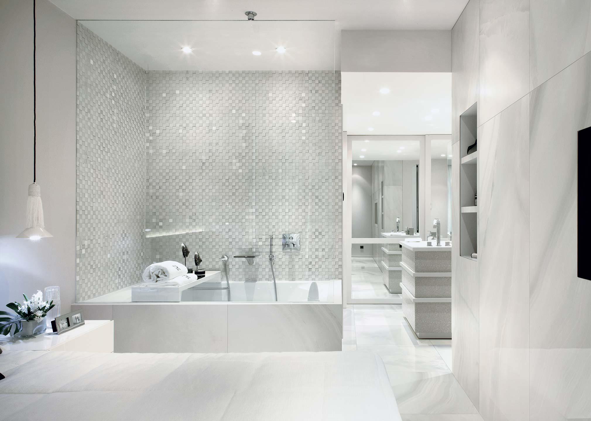casa de banho moderno 4