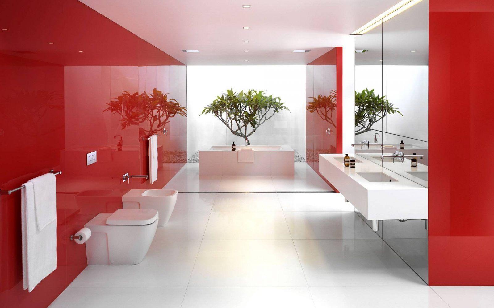 casa de banho moderno 5