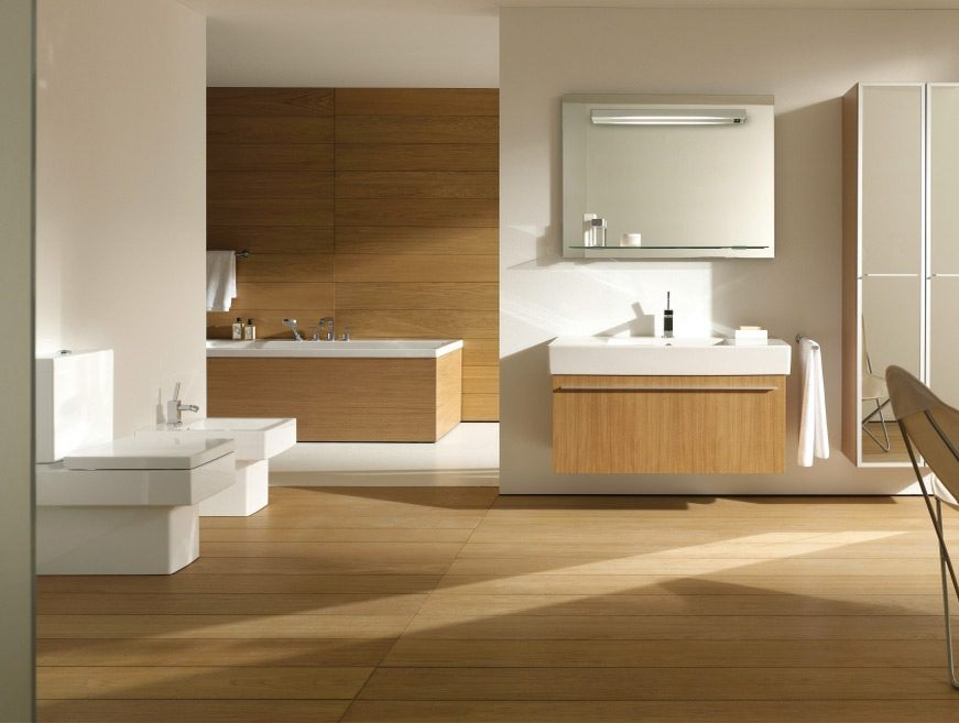 casa de banho moderno 6