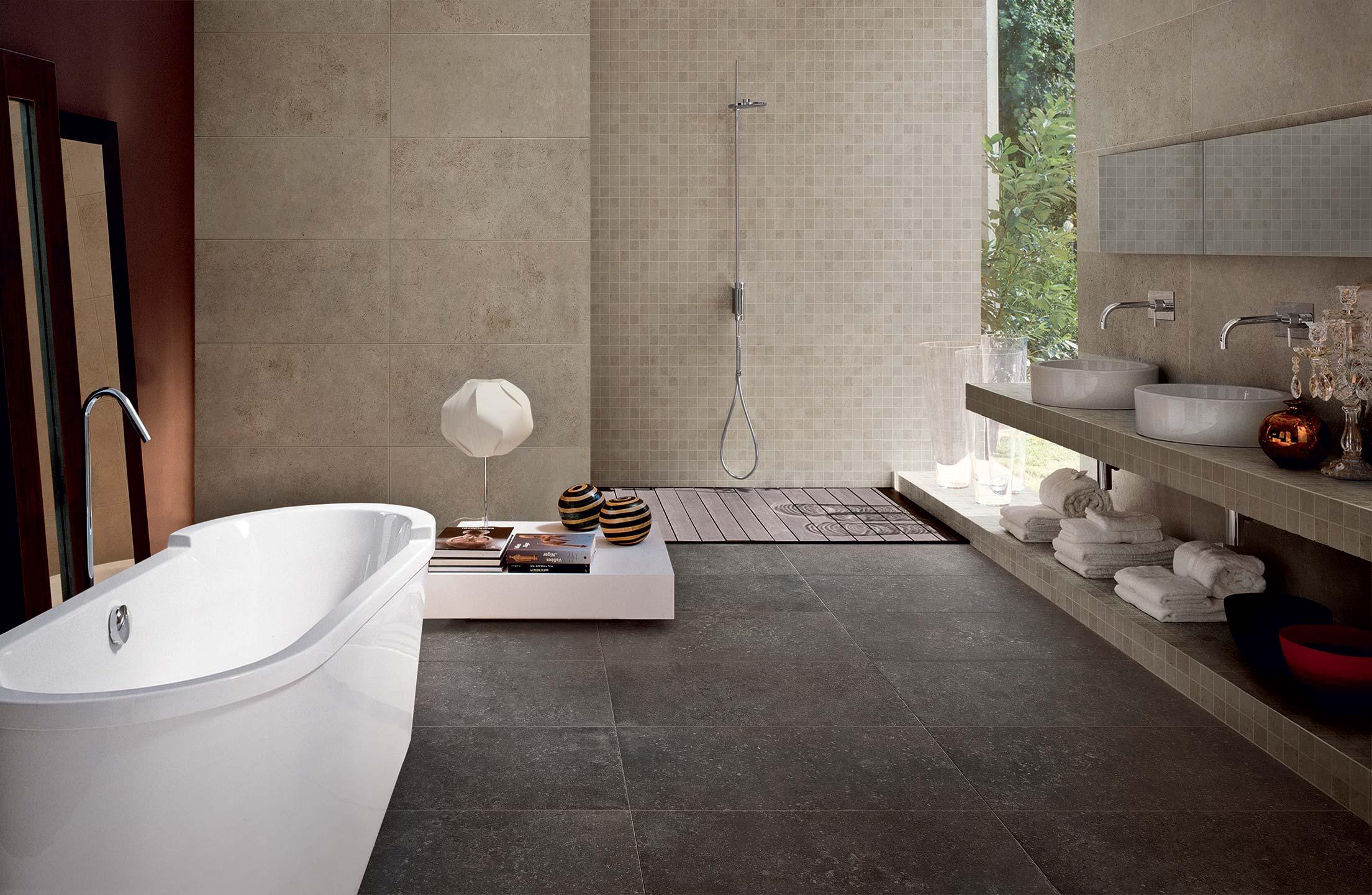 casa de banho moderno 7