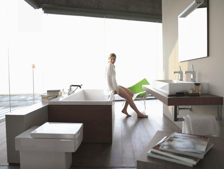 casa de banho moderno 9