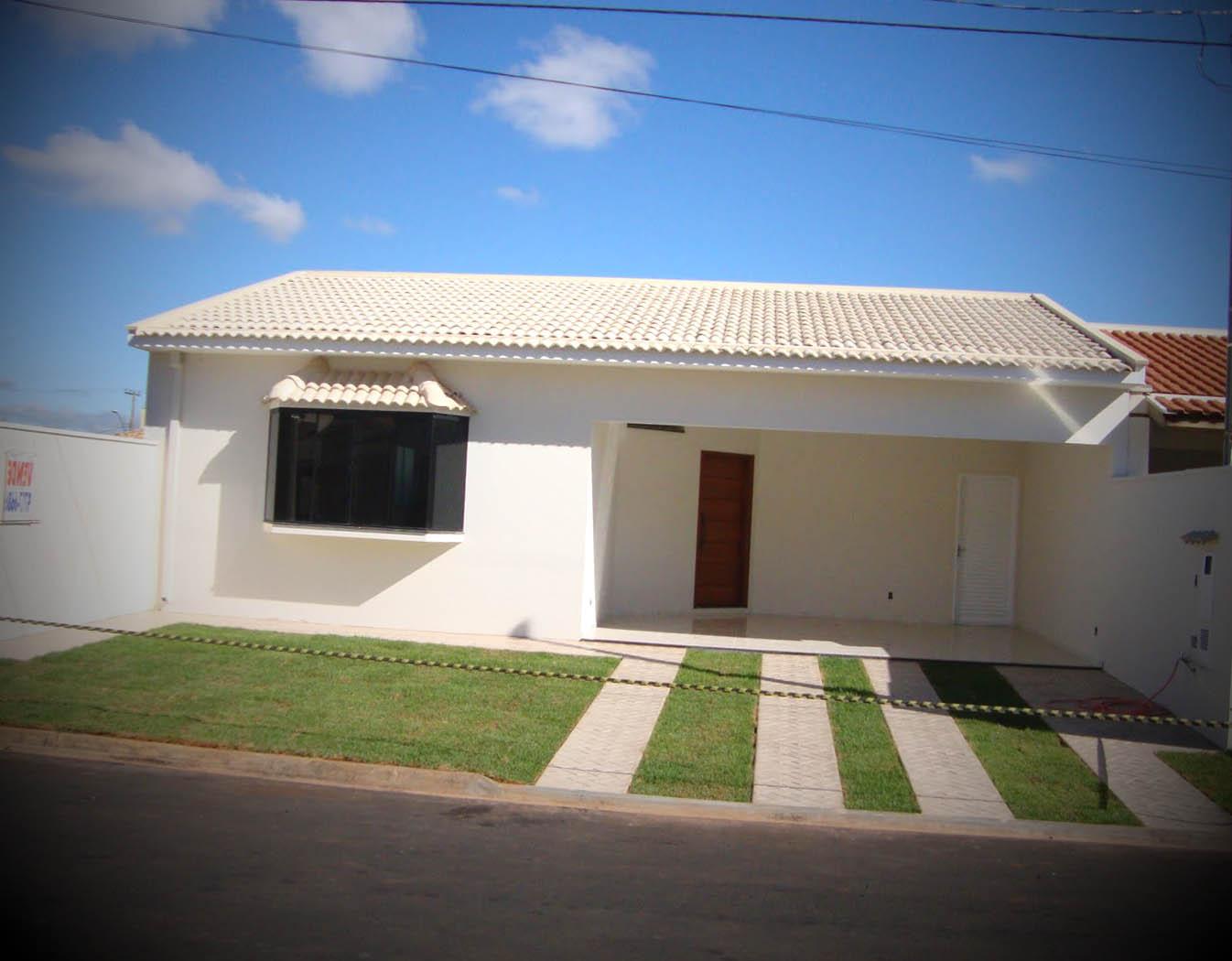 12 fachadas de casas pequenas for Modelos de fachadas para frentes de casas