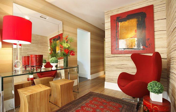 Casas decoradas fotos e dicas for Feng shui elementos decorativos