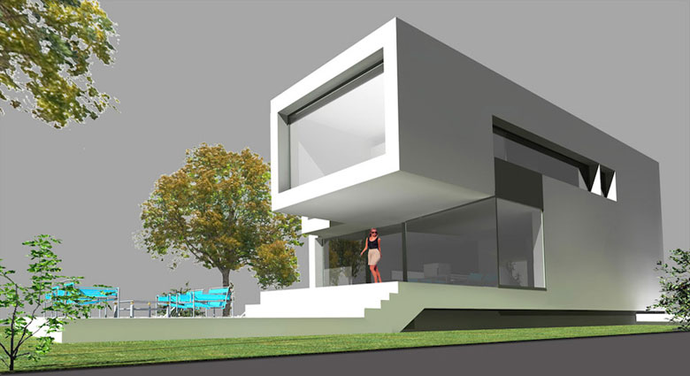 casas modernas desino