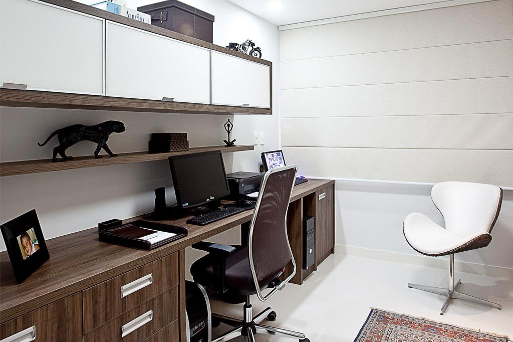 como fazer escritorio em casa