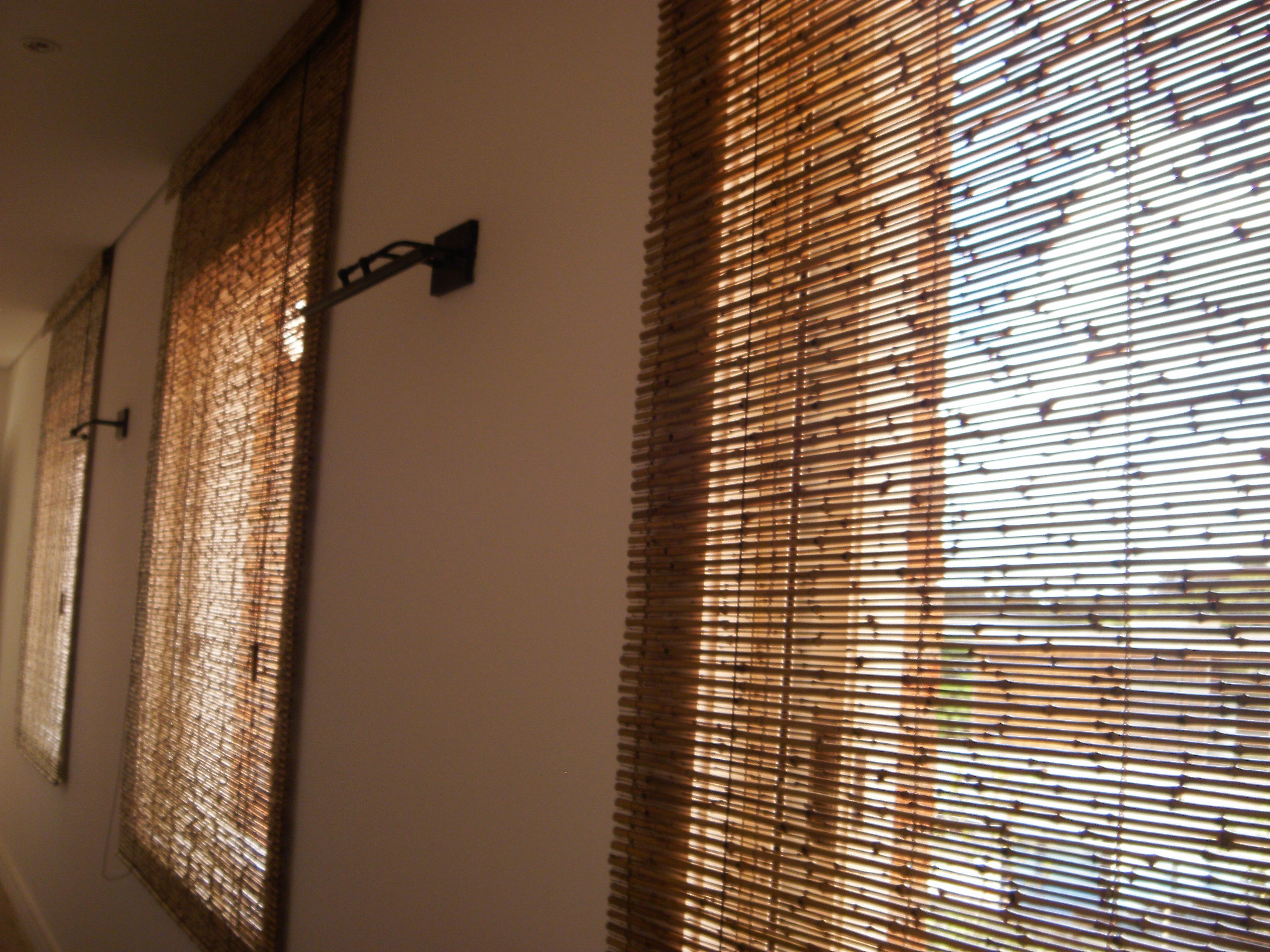 10 modelos lindos de cortinas de bambu - Cortina de bambu ...