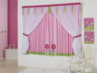 Cortinas para o quarto - Modelos de cortinas infantiles ...