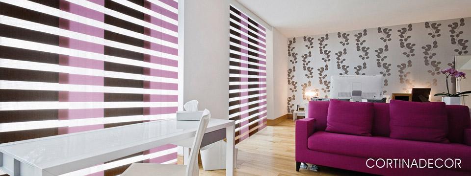 cortinas modernas sala