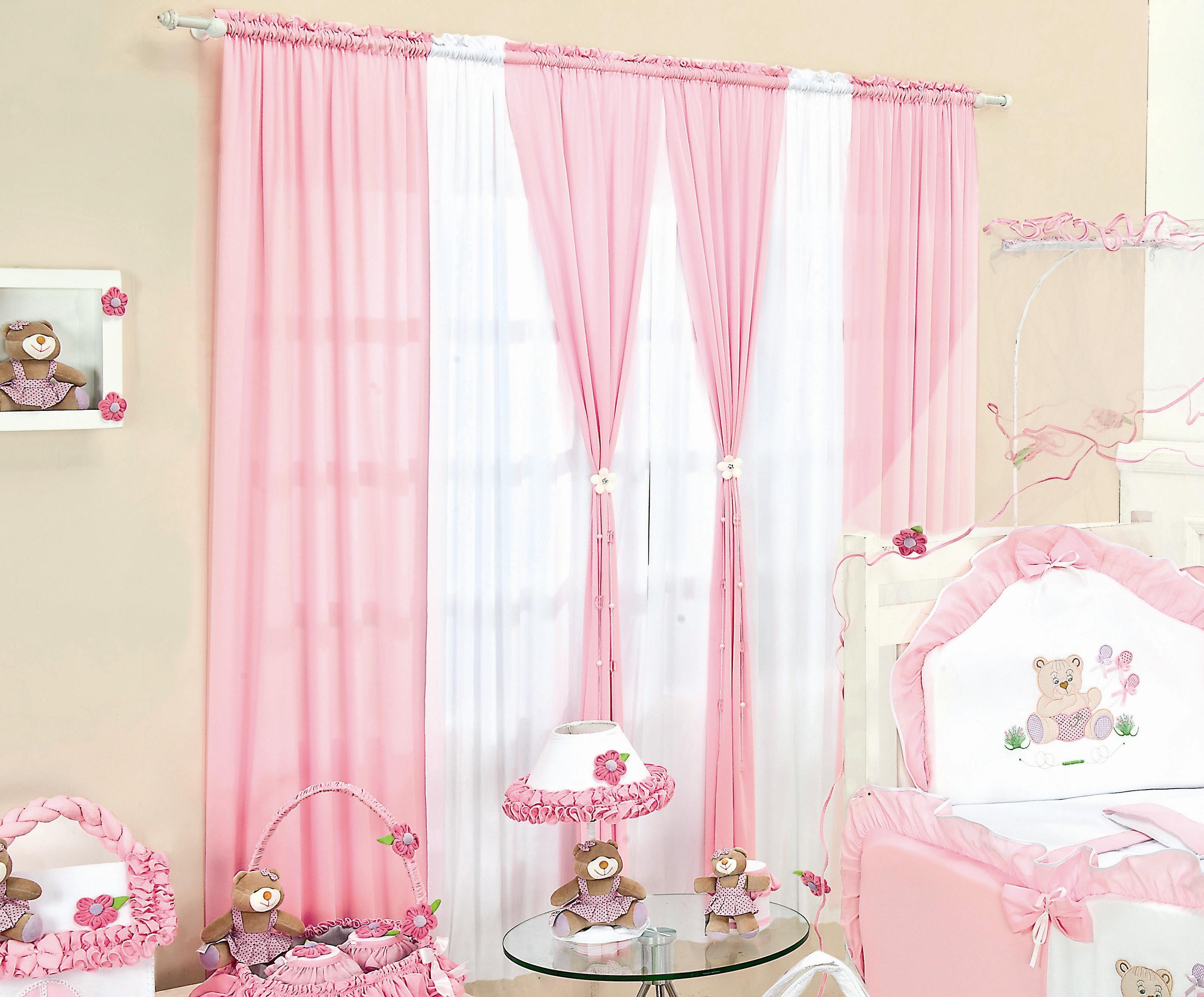 20170218161046 tipos de cortina para quarto de bebe - Cortinas para bebe ...