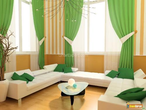 cortinas sala 3 Cortinas para Sala