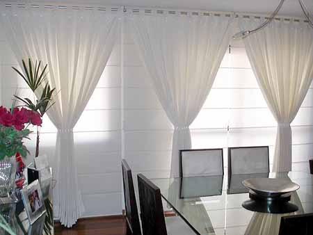cortinas sala Cortinas para Sala