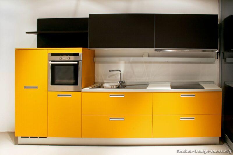 cozinha amarela mockup