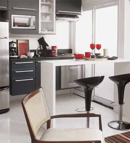cozinha americana fotos