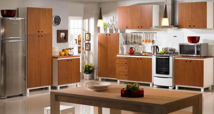 armários de cozinha todeschini