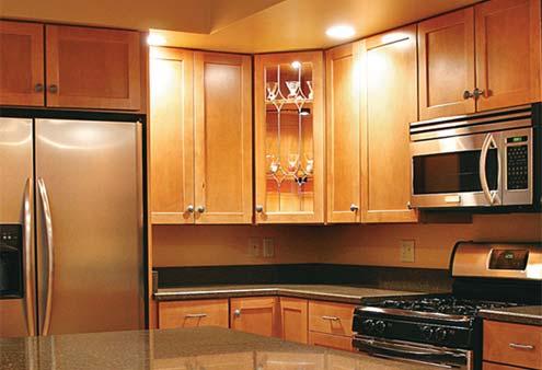 cozinha iluminada Como iluminar a Cozinha