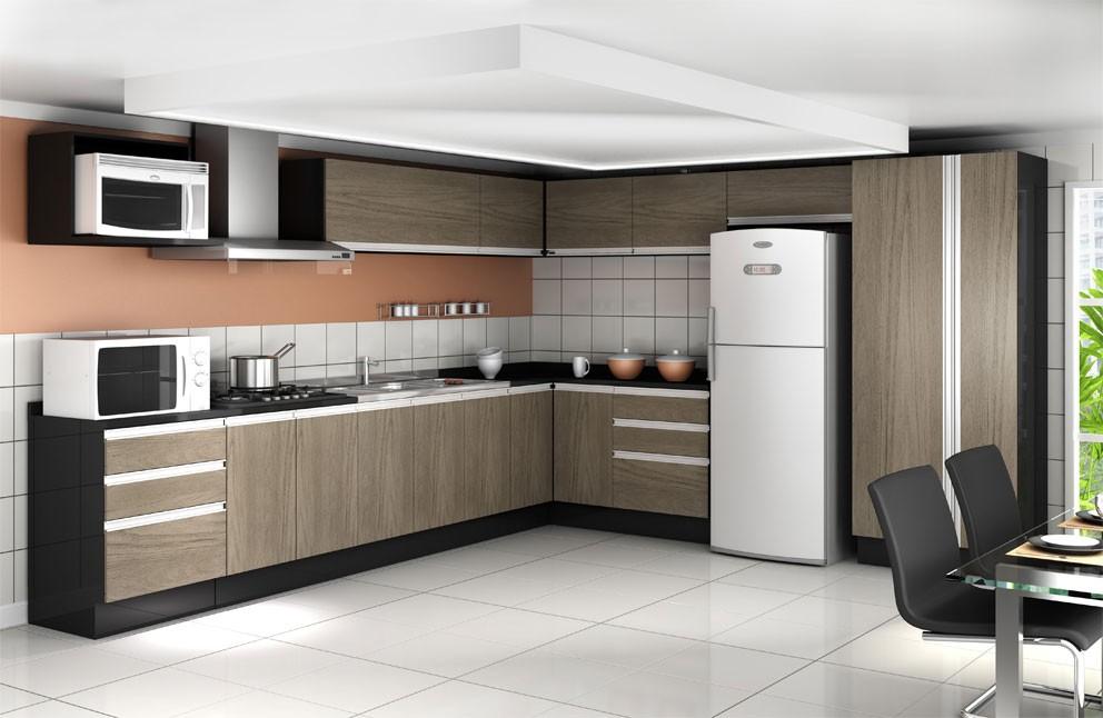 cozinha modulada