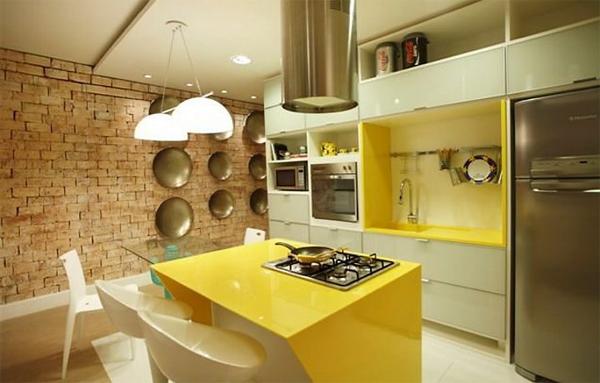 cozinhas iluminacao