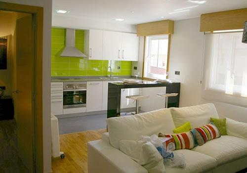 cozinhas pequenas simples e modernas