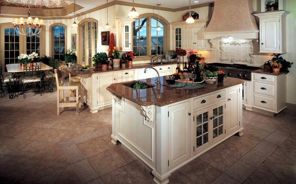 cozinhas rusticas modernas