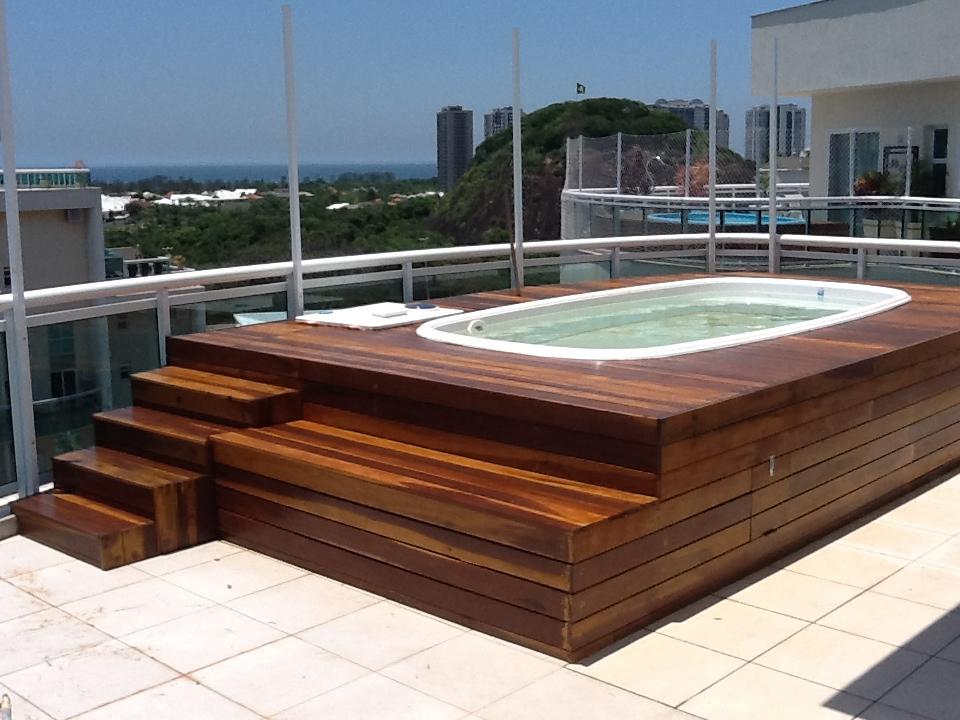Esquenta cidade o portal de not cias for Decorar piscina elevada