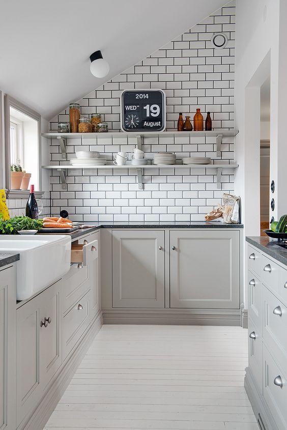 decoração cozinhas simples