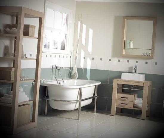 Fotos de Banheiros Antigos Decorado -> Decorar Banheiro Antigo